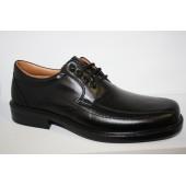 Zapato confort Blucher. LUISETTI