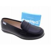 Zapato comunión marino