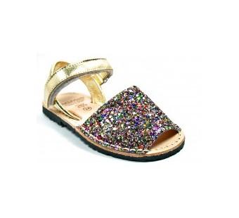 Menorquina Glitter colores