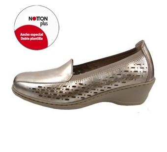 Zapato confort sra. Notton