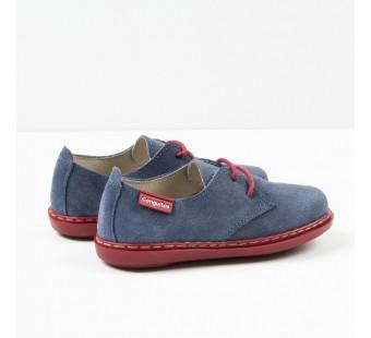 Zapato unisex serraje