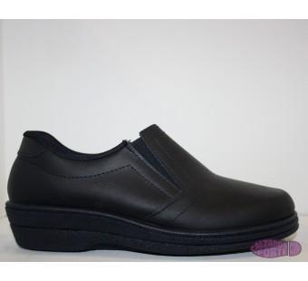 Zapato anatómico cerrado marino