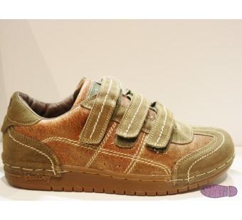 Zapato ancho BADBOY cuero
