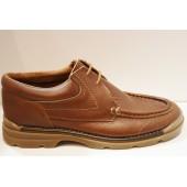 Walabi cordones marrón